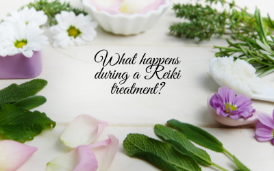 What happens during a reiki treatment?